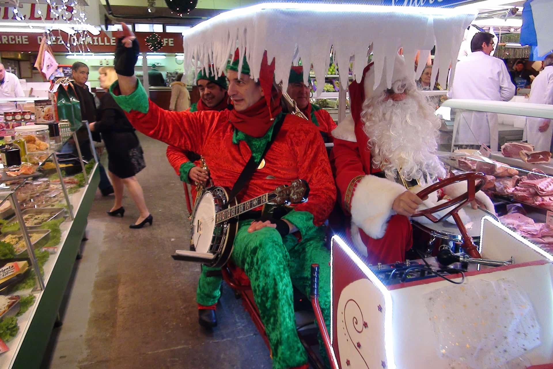 La loco musicale du père Noël > Noël Noël